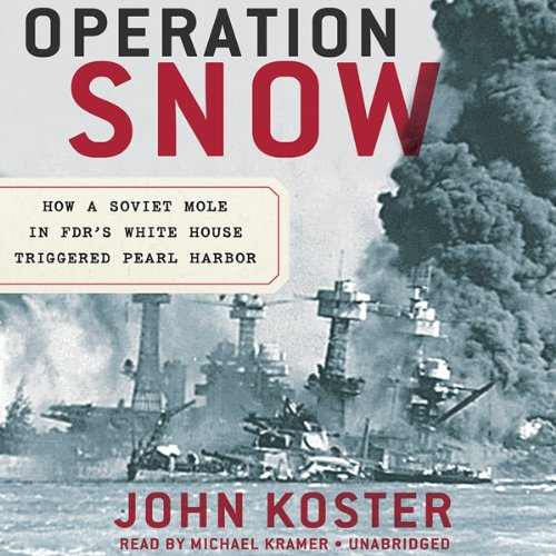 Operation Snow  Audiolibri