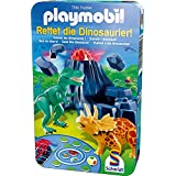 Playmobil - Juego de tablero, de 2 a 5 jugadores (Schmidt Spiele) [Importado de Alemania]