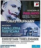 Jonas Kaufmann : Cavallera Rusticana + Pagliacci [Blu-ray]