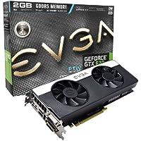 Grafikkarte EVGA GeForce GTX 670 FTW SIG2, 2048MB DDR5, PCI-Express