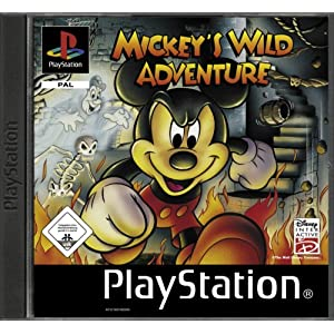 Mickey's Wild Adventure (Software Pyramide)