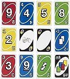 mattel w2087 - uno, kartenspiel - 61CDKJXRytL - Mattel W2087 – Uno, Kartenspiel