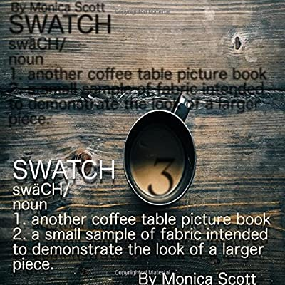 Swatch: Another Coffee Table Book Game: Volume 3 (Coffee Table Picture Books) - low-cost UK light shop.