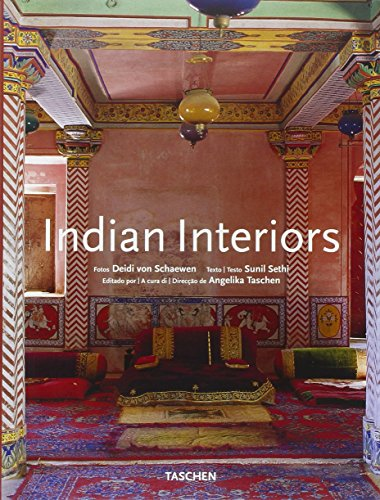 Indian interiors. Ediz. italiana, spagnola e portoghese (Mid size)