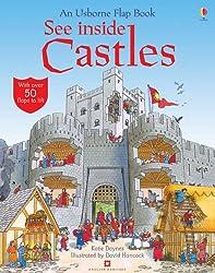 See Inside Castles (Usborne Flap Books) (Usborne See Inside)