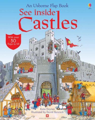 Castles - topic books for KS1 and KS2 | The School Reading List