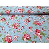 Cath Kidston ROSALI 100% Cotton Fabric Material