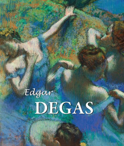 Edgar Degas (Best of) (English Edition)