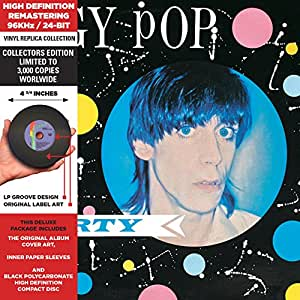 Party - Cardboard Sleeve - High-Definition CD Deluxe Vinyl Replica