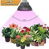 Razy 24W Llevó la planta crece las bombillas, venda completa de SMD para el jardín de interior Bonsai - 24W E27 Lámpara hidropónica del invernadero del LED para las plantas de la flor Semillas vegetales Crecimiento de la alga marina