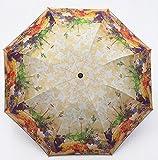 PW Parapluie Extérieur Personnalisé Peinture À L'encre Parapluie Rétro Parasol Parapluie Quatre Modèles À Choisir,4