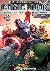 Overstreet Comic Book Price Guide Volume 45