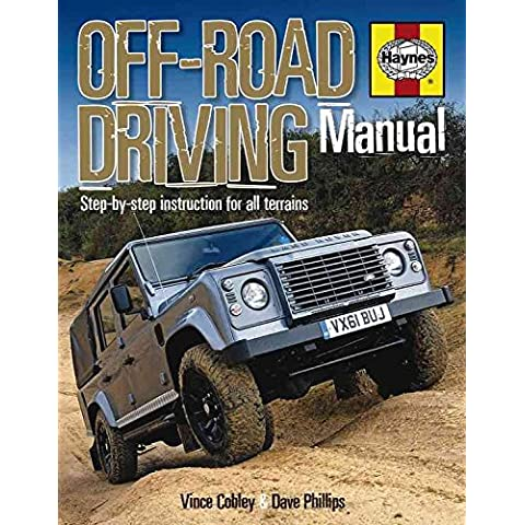 [Off-road Driving Manual: Step-by-step Instruction for All