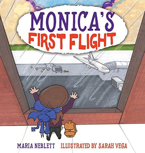 Monica's First Flight por Maria Neblett