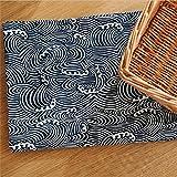 Textilien home Esstisch backup Isolator Küche in das Bild der Serviette, 50 * 65 cm
