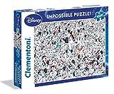 Clementoni 39358 - Impossible Puzzle Carica 101, 1000 Pezzi