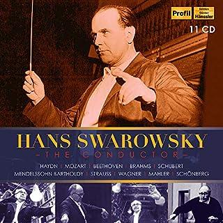 Hans Swarowsky-the Conductor