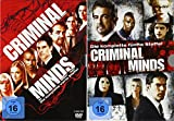 Criminal Minds Staffeln 4+5 (13 DVDs)
