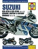 Suzuki GSX-R and Katana GSX-F: Service and Repair Manual