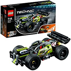 LEGO Technic - ¡Golpea! (42072)