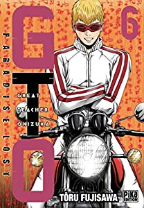 GTO Paradise Lost Edition simple Tome 6