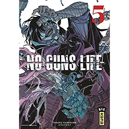 No Guns life - Tome 5