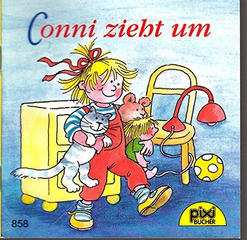 Conni zieht um. Pixi-Buch Nr. 858, Serie 102) (Serie 858)
