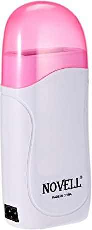 Novell 4756009 Novell Depilatory Heater 25 mm, White/Pink - Dm-001 - Pack Of 1