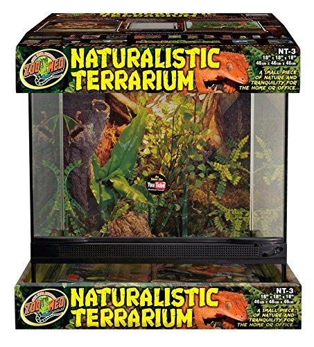 Zoo Med NT1 - Naturalistisches Terrarium -