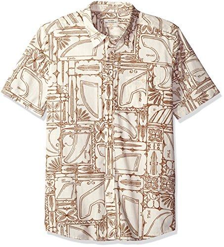 Quiksilver -camicia con colletto button-down Uomo    Pristine X-Large