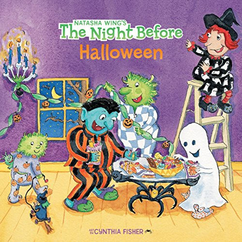 The Night Before Halloween por Natasha Wing