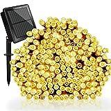 1. Tobbiheim 200 LED Solar Lichterkette