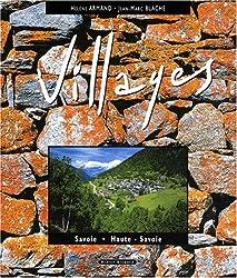 Les villages de Savoie et de Haute-Savoie