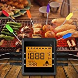 Wireless Meat Thermometer, OUTAD Digital Remote Cooking Food Review and Comparison