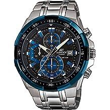 Casio Reloj Cronógrafo para Hombre de Cuarzo con Correa en Acero Inoxidable EFR-539D-