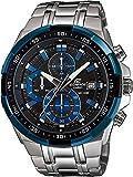 Casio Reloj Cronógrafo para Hombre de Cuarzo con Correa en Acero Inoxidable EFR-539D-1A2VUEF