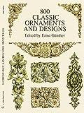 Image de 800 Classic Ornaments and Designs