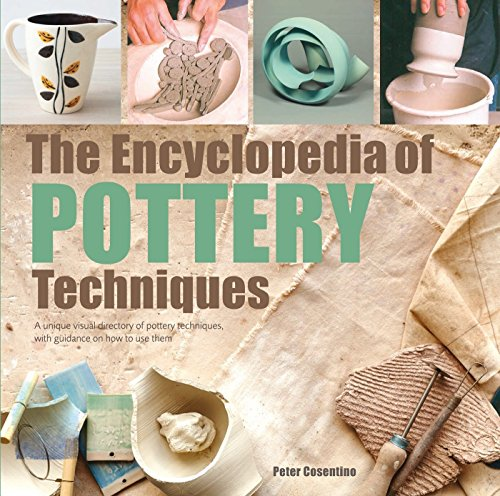 Encyclopedia of Pottery Techniques (2017 edition Encyclopedias) por Peter Cosentino