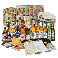 Un cadeau de Noël parfait pour ceux qui aiment la bière! y compris les emballages cadeaux et les délicieux plats d'accompagnement.    Vous réalisez votre propre visite de la bière à travers les délices de la bière allemande. Célébrez Noël dans tout...