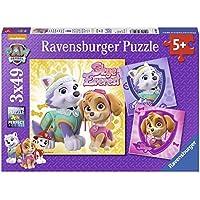 Ravensburger Kinderpuzzle 08008 Lizenz Paw Patrol Bezaubernde Hundemädchen