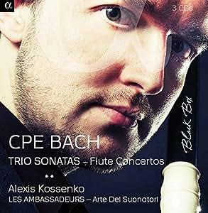 Trio Sonatas - Flute Concertos