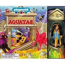 Adventure in Aquatas (Playmobil Books)
