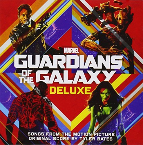 Guardians Of The Galaxy: Awesome Mix - Volume 1, Deluxe Edition