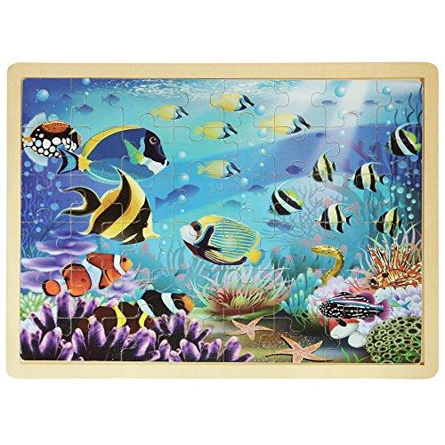animales-marinos-puzzle-moldura-juguetes-de-madera-educativos-de-classictoys
