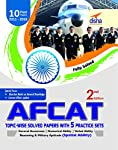 This is the first book based on the Past papers of AFCAT in which the questions are divided in a Topic-wise manner. • The book covers all the AFCAT papers since its inception in 2011. In all a total of 10 papers are covered in the book. • The AFCAT S...