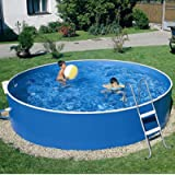 Replacement Liner For Splasher & Steel Pools- 3.6m x 1.1m
