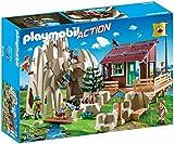 Playmobil Escaladores con Refugio,, tañosllaños (9126)