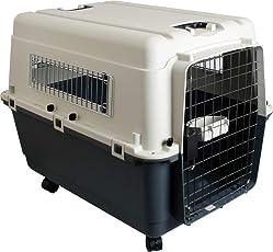 Karlie Transportbox- in Übereinstimmung mit IATA Anforderungen für den Transport Lebender Tiere