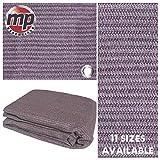 MP Essentials - Carpa para Suelo (Resistente a la Intemperie), Color Gris y Gris, Color Purple & Grey, tamaño 2.5 x 6m