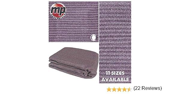 MP Essentials Tapis de Sol tiss/é pour Tente et auvent Rouge//r/ésistant aux intemp/éries Prune et Gris